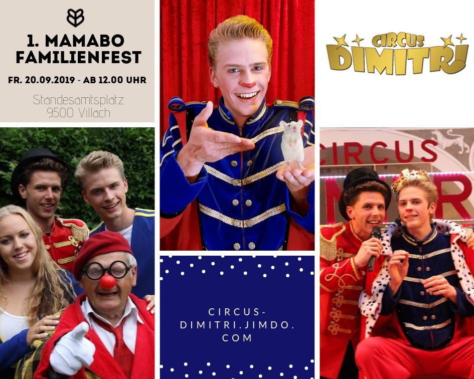 Circus Dimitri