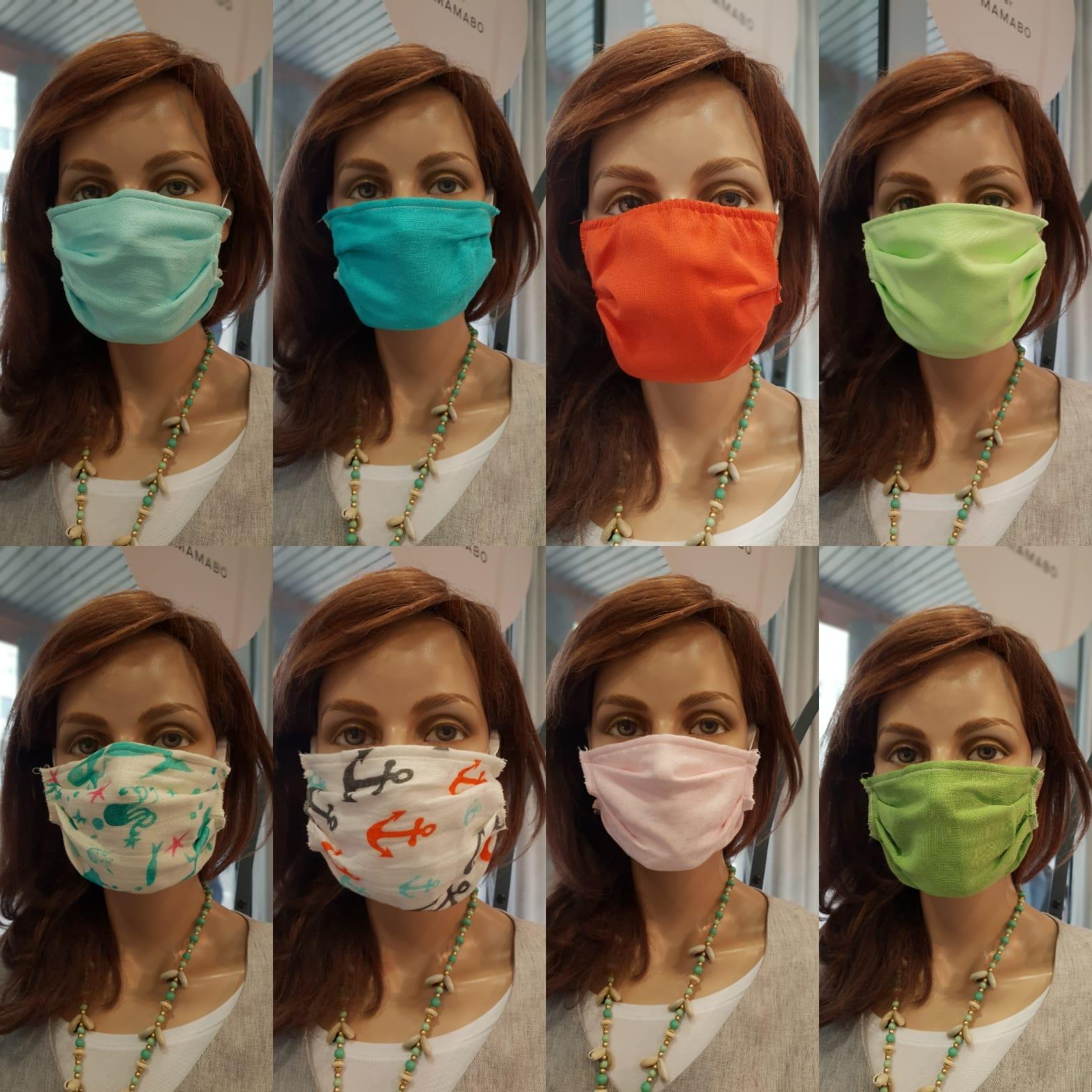Mund und Nasenschutz für Erwachsene